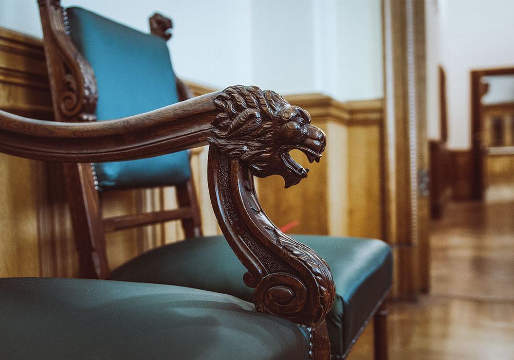 chaise arts décoratifs de la période empire