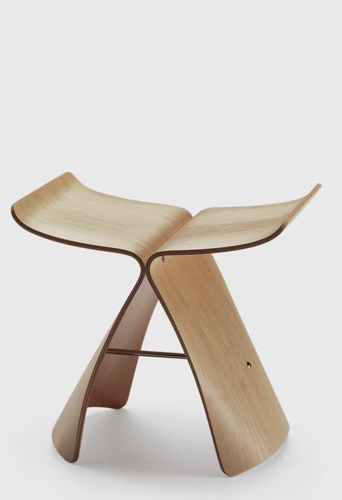 Chaise célèbre art contemporain modèle butterfly