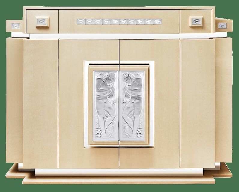 Commode Art déco par Lalique