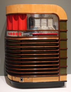 Jukebox Streamline Gabel Kuro Stevens Brooks