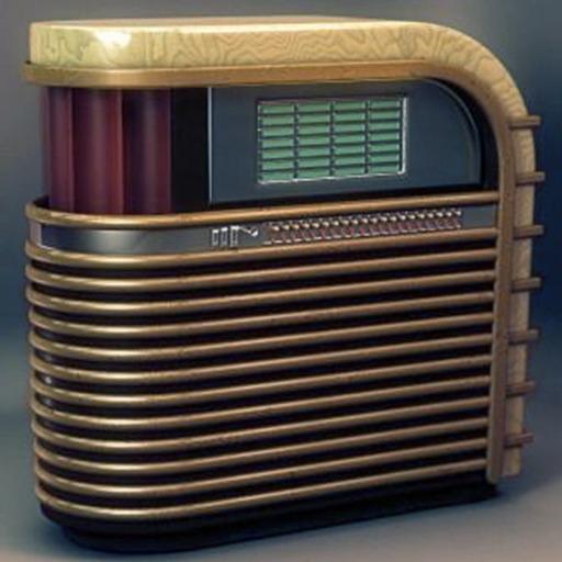 Jukebox Streamline style Paquebot