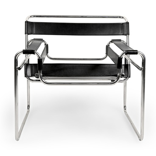 Chaise Wassily, oeuvre incontournable du bauhaus