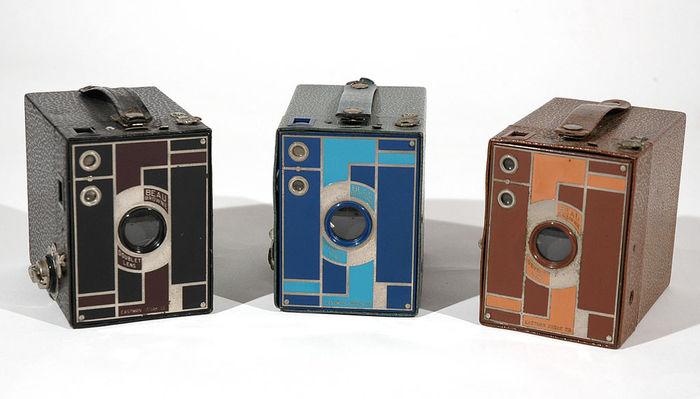 Kodak brownie walter dorwin teague