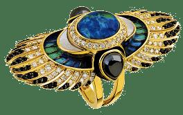 bijoux rene lalique gaia