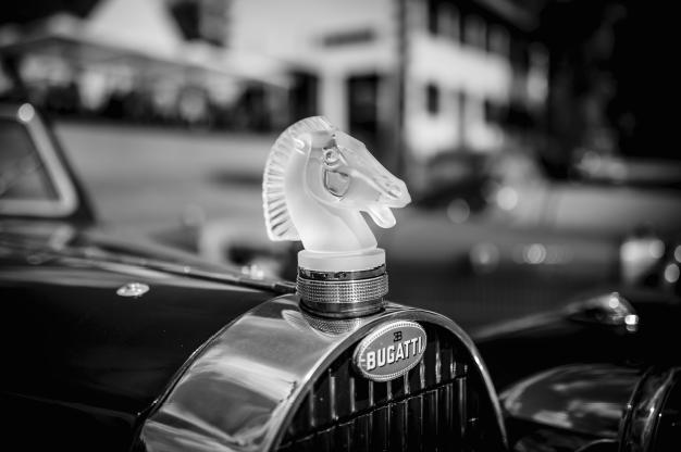 rene lalique bouchon de radiateur voiture bugatti