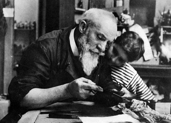 victor émile Prouvé du mouvement art nouveau