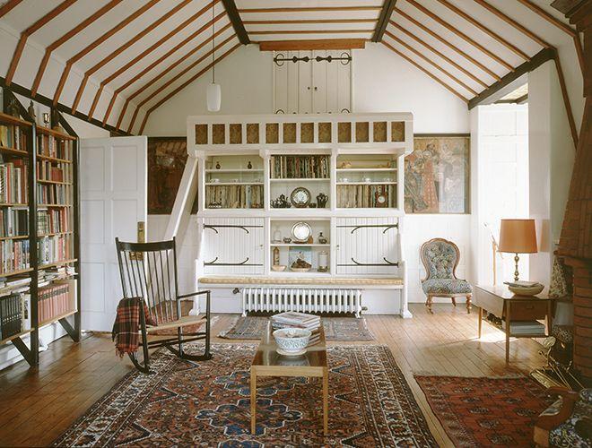 william morris red house décoration d'intérieur