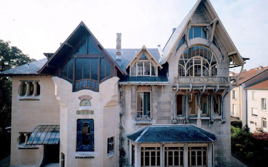 au coeur de la biographie de Louis Majorelle, avec la villa majorelle de Nancy
