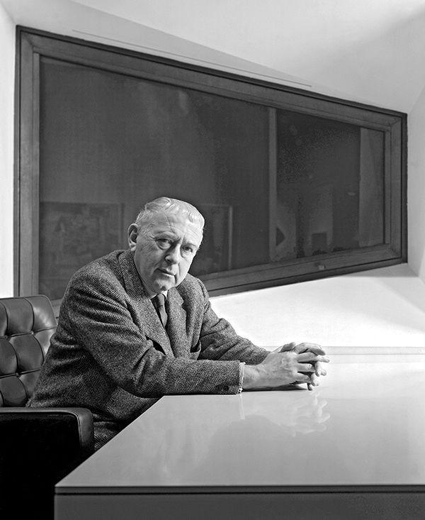 Marcel Breuer, architecte et designer Bauhaus