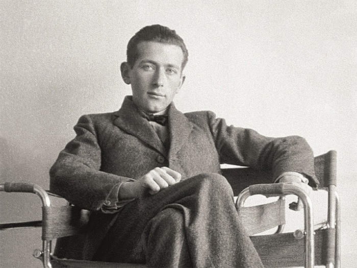marcel breuer biographie architecte bauhaus