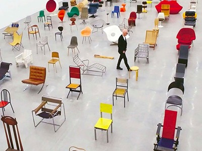 vitra chair, a history of seating, a film by vitra