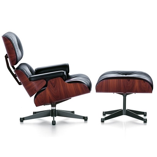 eames lounge chair mobilier design streamline