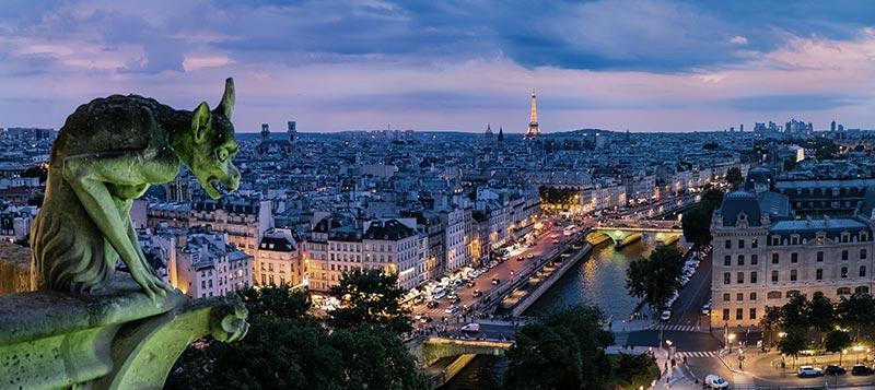 paris by night pour la nuit blanche