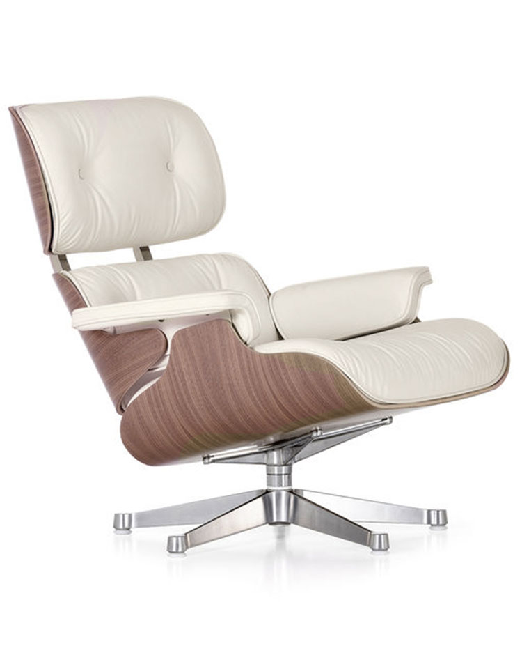 Lounge Chair de Ray et Charles Eames