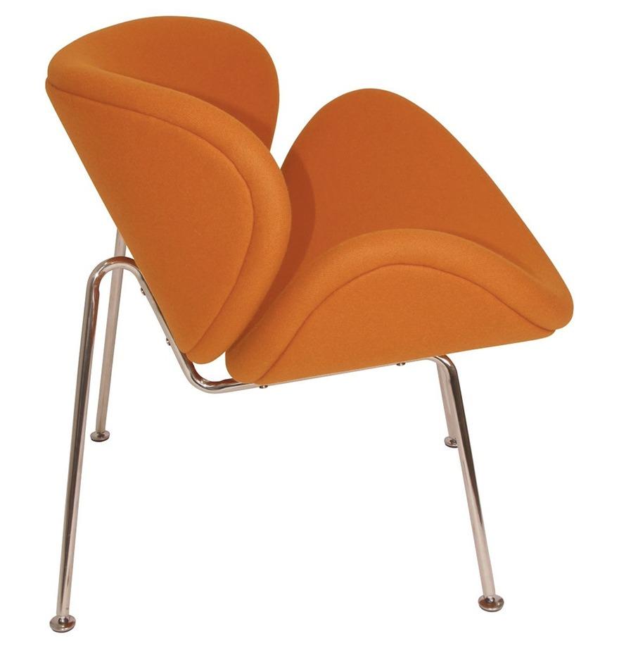 Fauteuil orange slice chair F437