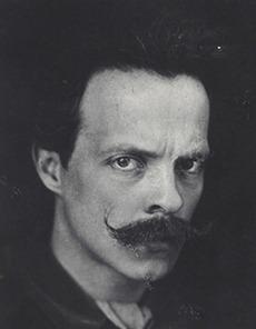 le designer Hermann Obrist