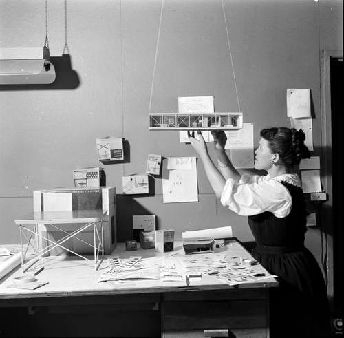Ray Eames furniture