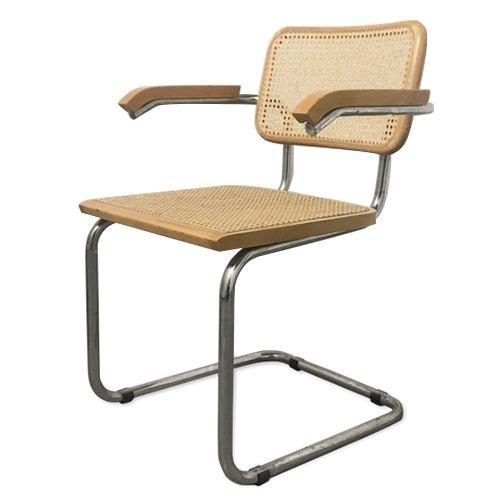 Chaise Cesca B64 Bauhaus de Marcel Breuer