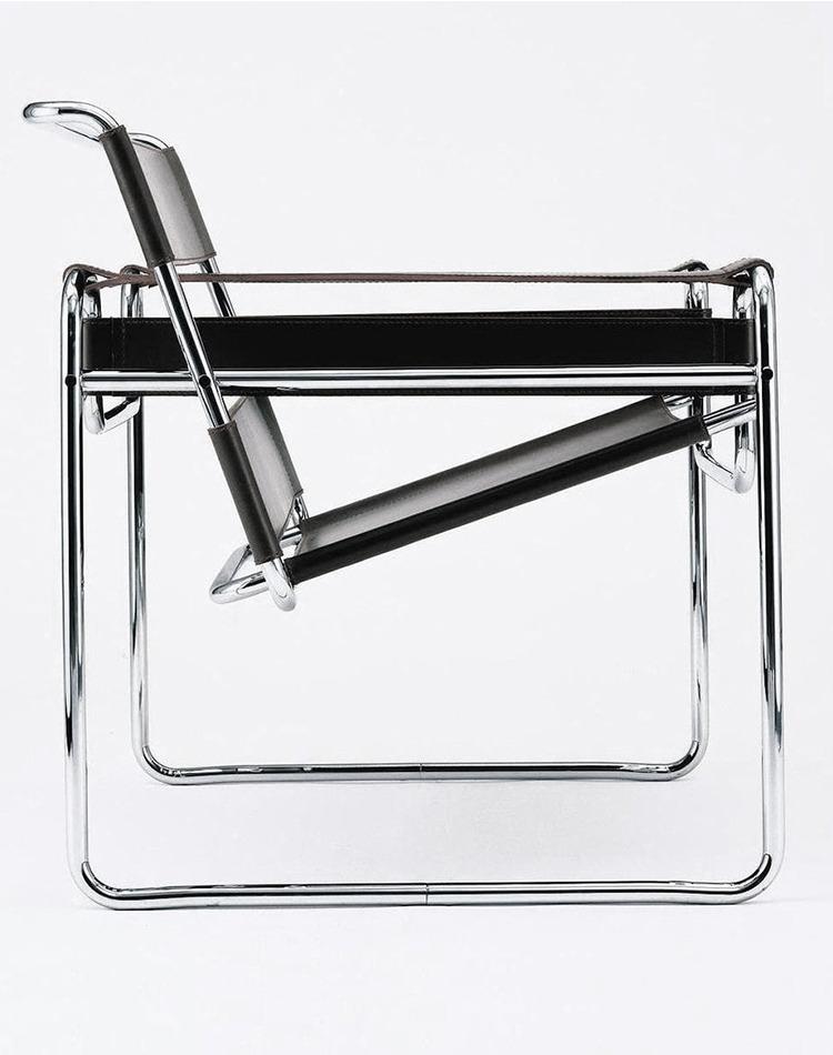 chaise wassily b3 bauhaus