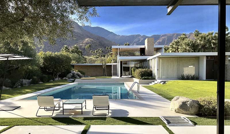 Desert House Kaufman de Richard Neutra