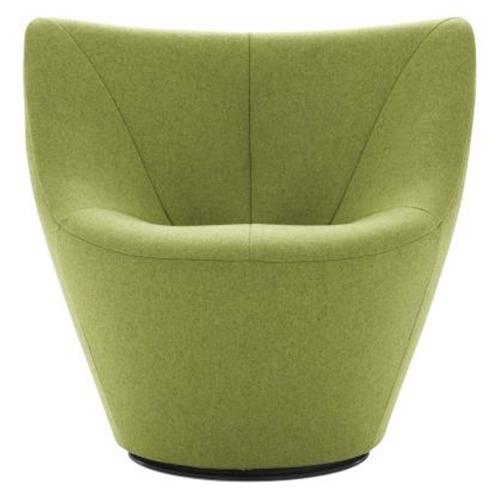 fauteuil anda de pierre paulin en version vert
