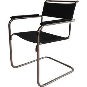 fauteuil B 34 du designer Marcel Breuer