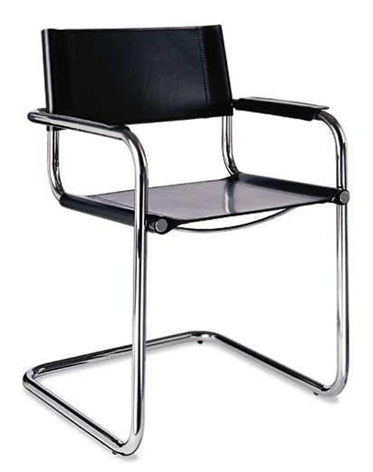 fauteuil Breuer B34 du mouvement bauhaus