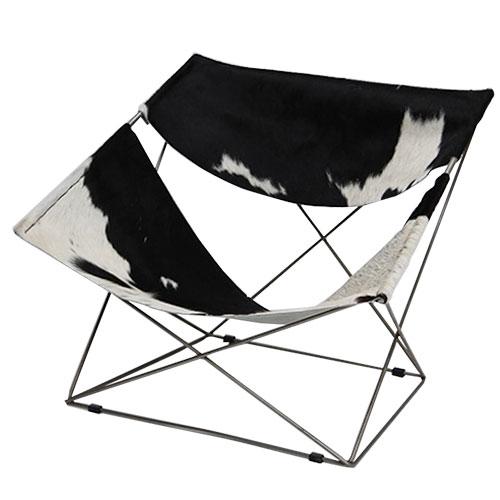 fauteuil Butterfly du designer pierre paulin