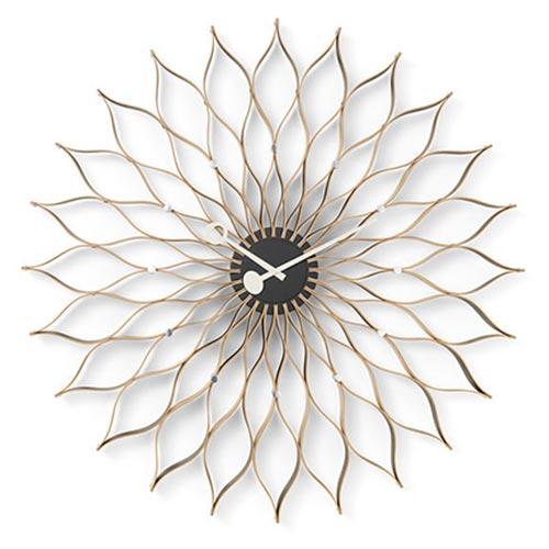 horloge sunflower ou