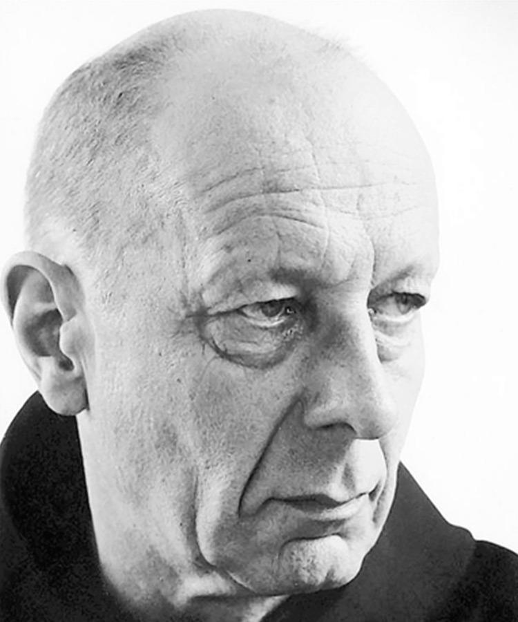 Père Theodor Bogler, un designer bauhaus devenu bénedictin