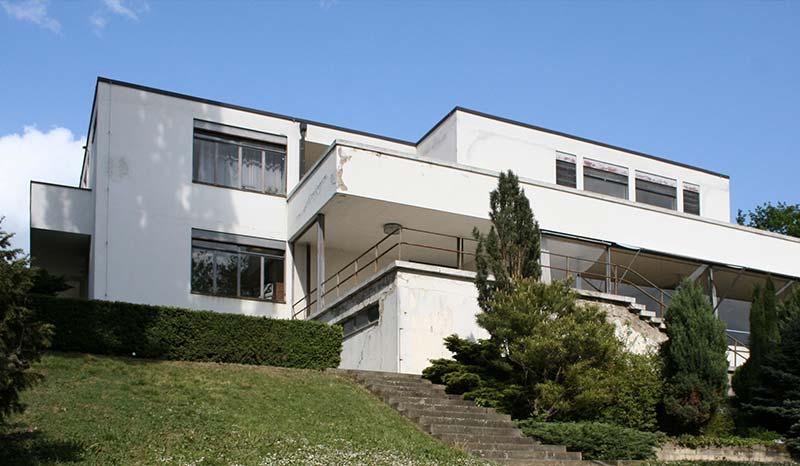 Villa Tugendhat de Ludwig Mies van der Rohe
