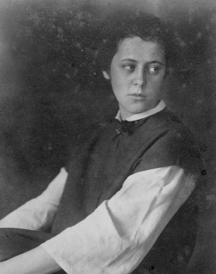 Alma Siedhoff-Buscher du Bauhaus