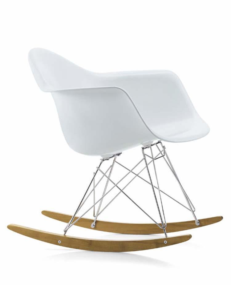 fauteuil rar eames blanc