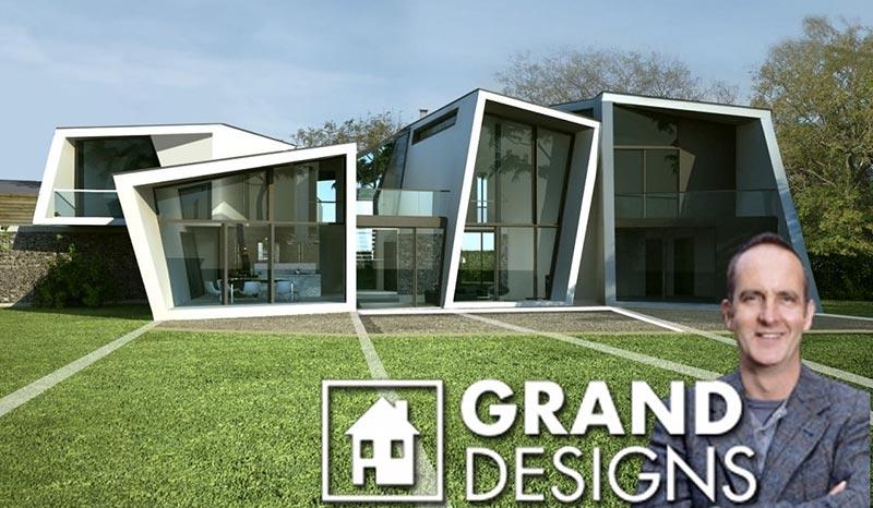 série architecture sur netflix : Grand Design