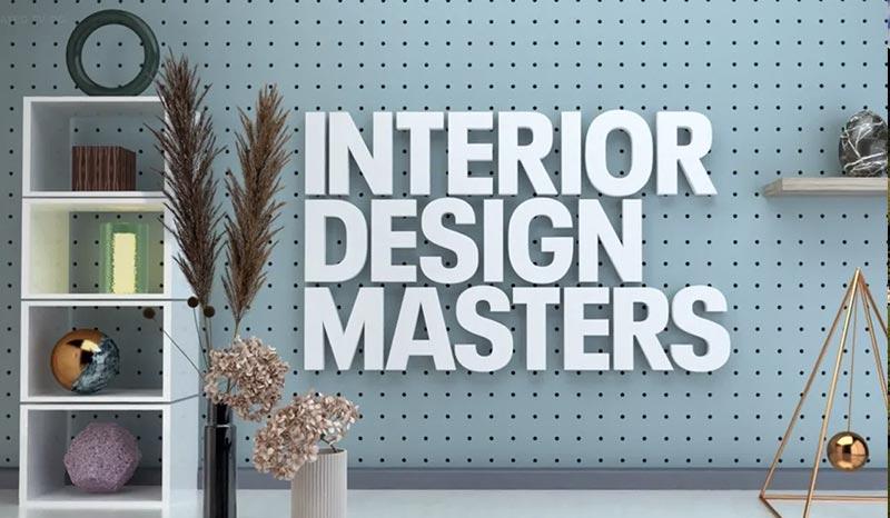 une série netflix sur le design d'intérieur et la déco : interior design masters ou mission déco en français
