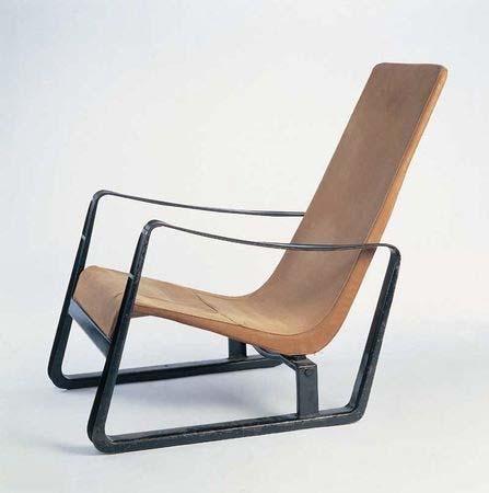 chaise Cité de Jean Prouvé