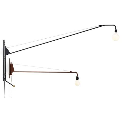 lampe potence de Jean Pouvé