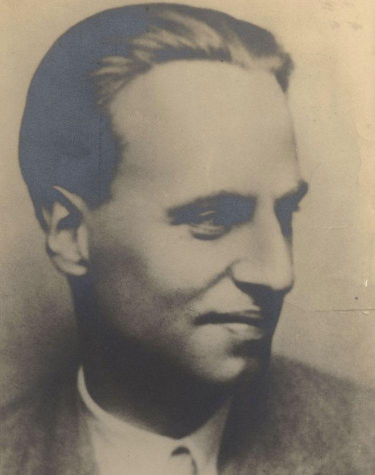 Mart Stam du mouvement Moderne, proche du Bauhaus
