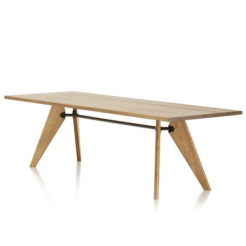 Table Solvay de Jean Prouvé pour Vitra