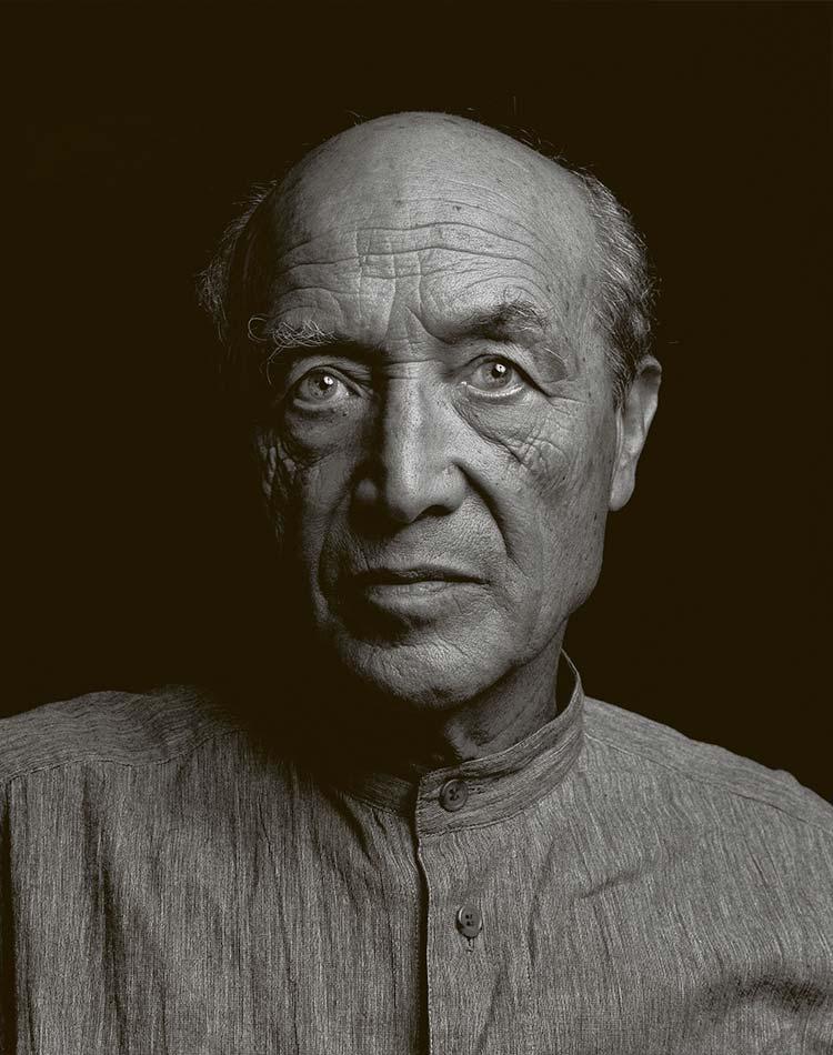 Portrait de Isamu Noguchi